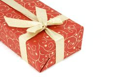 Christmas Gift Royalty Free Stock Photos