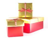 Christmas gift Stock Photos