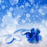 Christmas gift background Stock Photography