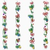 Christmas Gift Bag Royalty Free Stock Photo