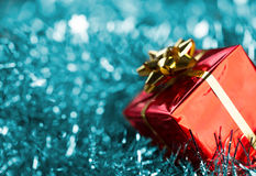 Christmas Gift Royalty Free Stock Images