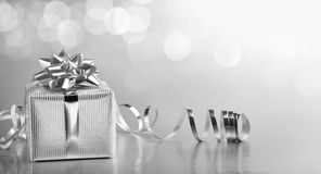 Christmas gift Royalty Free Stock Image