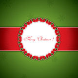 Christmas gift boxe background Stock Image