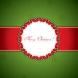 Christmas gift boxe background Stock Image
