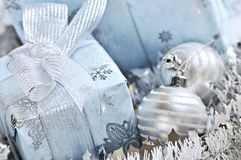 Free Christmas Gift Boxes Royalty Free Stock Image - 6922146