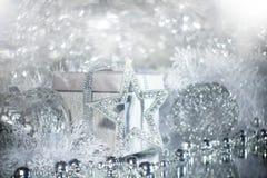 Christmas gift and decor Stock Image