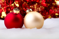 Christmas gift - merry christmas Royalty Free Stock Photography