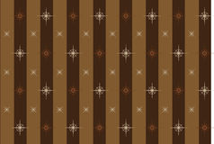 Christmas gift paper pattern Royalty Free Stock Photography