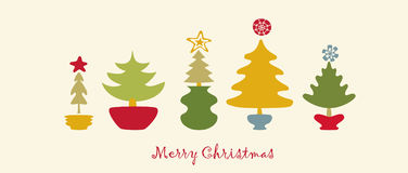 Christmas  gift present pattern Stock Images