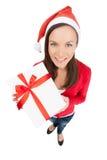 Christmas gift. Stock Photo