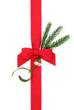 Christmas Gift Wrapping Stock Images