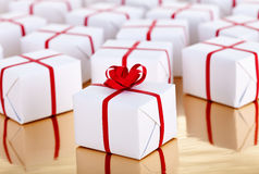 A christmas gift for you Royalty Free Stock Images