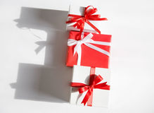 Christmas gifts Stock Photo