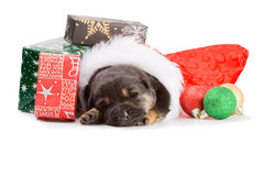 Christmas gifts Stock Photos