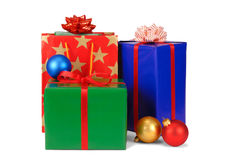 Free Christmas Gifts Royalty Free Stock Photo - 11823065
