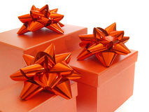 Free Christmas Gifts Royalty Free Stock Photo - 148525