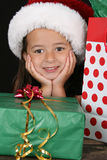 Christmas gifts Royalty Free Stock Photo