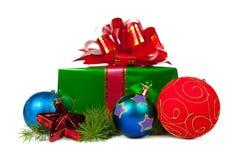 Christmas gifts Stock Photo
