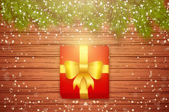 Free Christmas Gifts Illustration Royalty Free Stock Photography - 78917967