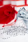 Christmas gifts , macro shoot Royalty Free Stock Images