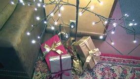 Christmas time, a conceptual scene