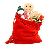 Christmas gifts and toys Royalty Free Stock Photos