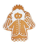 Christmas Gingerbread Angel Royalty Free Stock Images