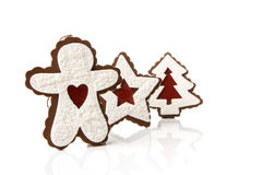 Christmas, gingerbread Stock Photo