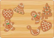 Christmas gingersnap Royalty Free Stock Photo