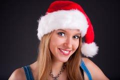 Free Christmas Girl Stock Images - 17336124