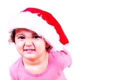 Christmas Girl Stock Photos