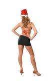 Christmas glamour Royalty Free Stock Photo