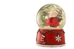 Christmas glass ball Royalty Free Stock Image