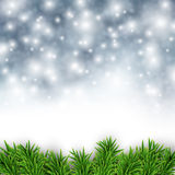 Christmas glitter abstract background. Stock Image