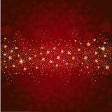 Christmas glitter background Royalty Free Stock Image