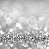 Christmas Glittering background. abstract texture Royalty Free Stock Photography