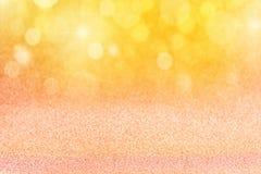 Christmas glittering background Stock Photo