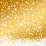 Christmas Glittering background Royalty Free Stock Photo