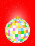 Christmas Globe Stock Images