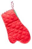 Christmas glove Royalty Free Stock Photo