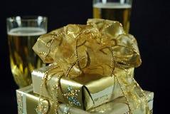 Christmas Glow Stock Image