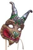 Christmas goat mask Royalty Free Stock Photo