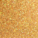 Christmas gold blinking background. Royalty Free Stock Photography