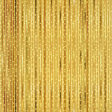 Christmas gold shiny background Royalty Free Stock Photography
