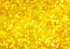 Christmas golden background. Royalty Free Stock Photos
