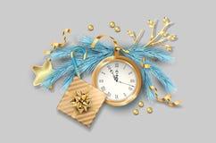 Christmas Festive Ornament stock illustration