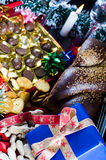 Christmas Goodies Royalty Free Stock Image