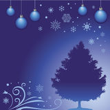Christmas graphic Stock Photo