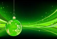 Christmas greating card Stock Photography