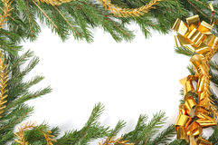 Free Christmas Green Border Royalty Free Stock Images - 16575009